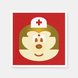 Nurse 鮑 鮑 Paper Napkin