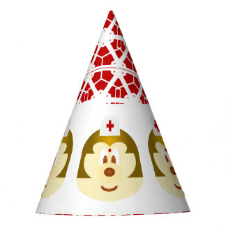 Nurse 鮑 鮑 Party Hat