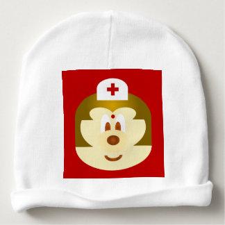 Nurse 鲍 鲍 Baby Cotton Beanie Baby Beanie