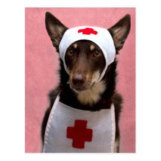 Nurse Ally Postcard