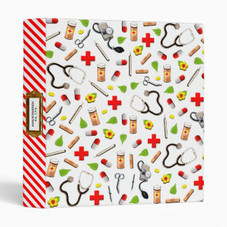 Nurse Appreciation Binders