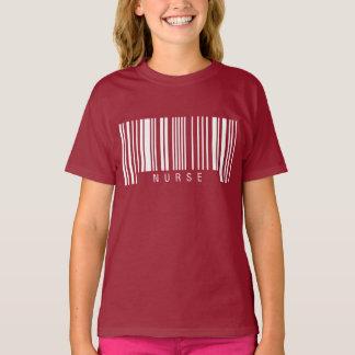 Nurse Barcode T-Shirt