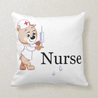 Nurse Bear Pillows
