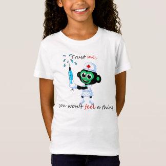 Nurse Chimpoo T-Shirt