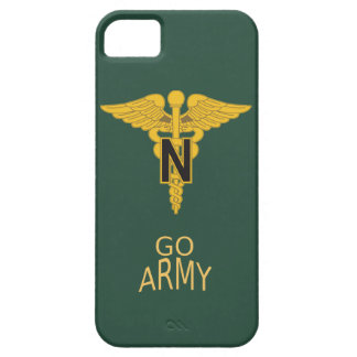 Nurse Corps iPhone 5 Covers