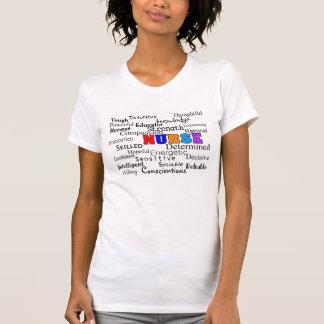 Nurse Describing Words T Shirts