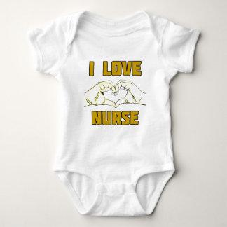 nurse design baby bodysuit