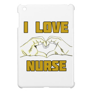 nurse design iPad mini cover