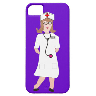 Nurse Design iPhone 5 Barely There Case