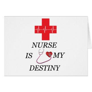 Nurse Destiny Card