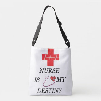 Nurse Destiny Crossbody Bag