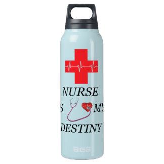 Nurse Destiny Insulated Water Bottle