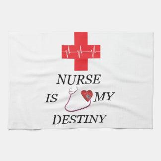 Nurse Destiny Kitchen Towel