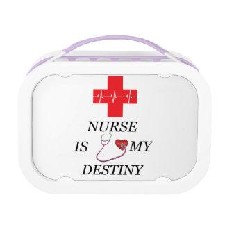 Nurse Destiny Lunch Box