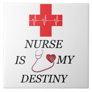 Nurse Destiny Tile