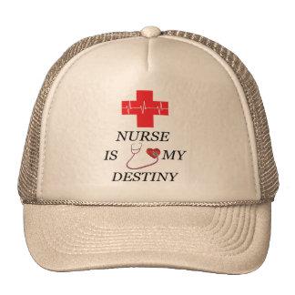 Nurse Destiny Trucker Hat