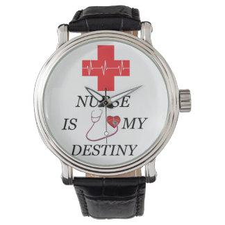 Nurse Destiny Watch