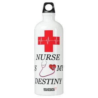 Nurse Destiny Water Bottle