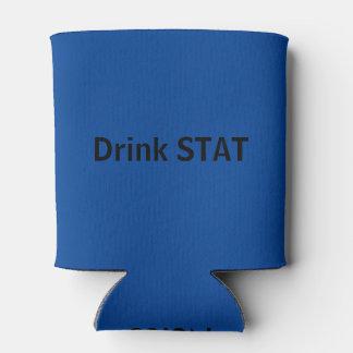 Nurse , Drink STAT Can Cooler