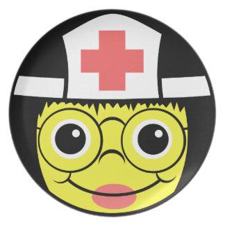 Nurse Face Plate