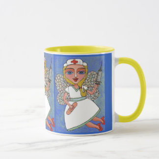 Nurse Fairy - mug
