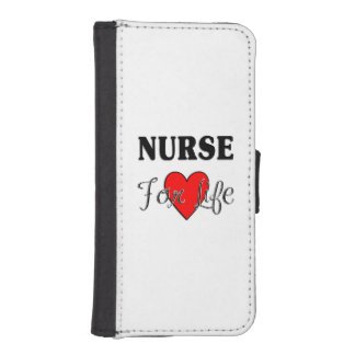 Nurse For Life iPhone 5 Wallet