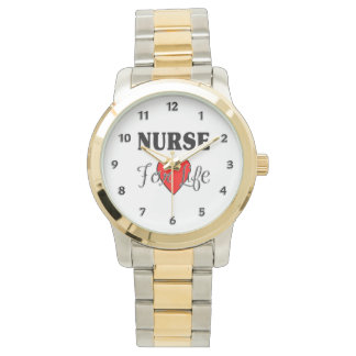 Nurse For Life Wristwatches