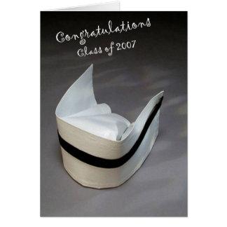 Nurse Graduation 2007 Card