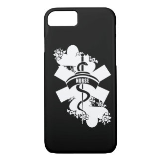 Nurse Heart Tattoo iPhone 7 Case