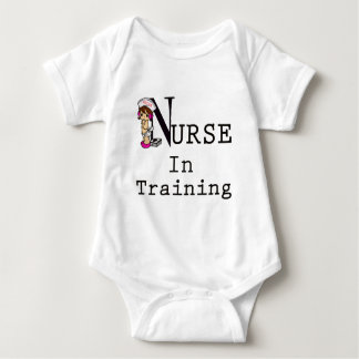 Nurse In Training Baby Bodysuit