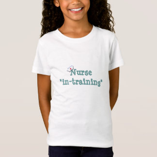 Nurse in training!-with nurses cap T-Shirt