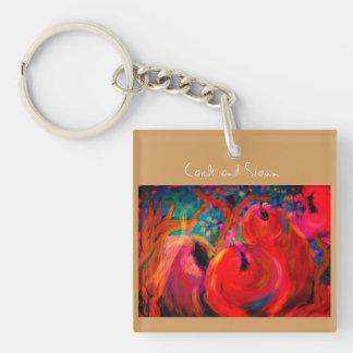 NURSE KEY CHAIN Acrylic Key Chain