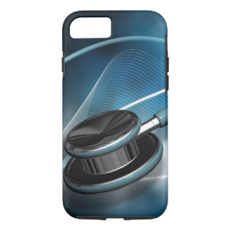 Nurse Medical Stethoscopes iPhone 7 Case