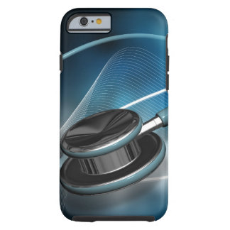 Nurse Medical Stethoscopes Tough iPhone 6 Case