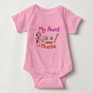 "Nurse ""My Aunt is a Nurse"" Kids T-Shirts"