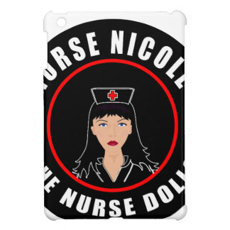 Nurse Nicole iPad Mini Case