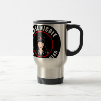 Nurse Nicole Travel Mug