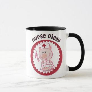 Nurse_Piggy, Let me take care of you! Mug
