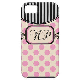 Nurse Practitioner Pink Stripes Electronics Cases