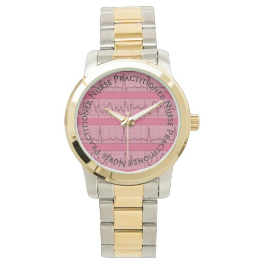 Nurse Practitioner Watch Cardiac Rhythm Design