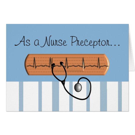 nursing preceptor paper Full-text paper (pdf): preceptorship in nursing education: is it a viable alternative method for clinical teaching.
