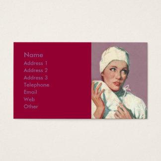 NURSE PROFILE CARD 2 ++