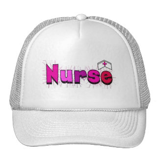 """""""NURSE""""  T-shirts and Gifts Hat"""