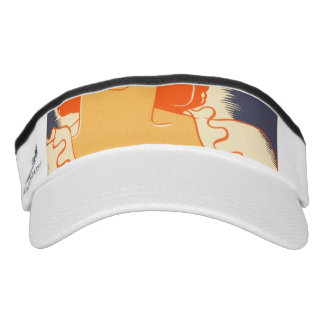 Nurse the Baby. Your protection against trouble. Visor