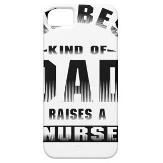 Nurse, the best kind of dad iPhone 5 cover