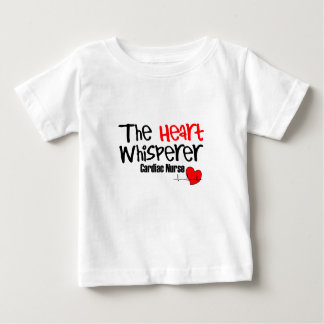Nurse the heart whisperer baby T-Shirt