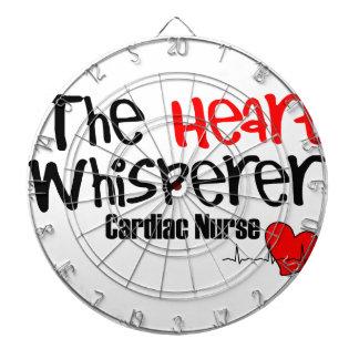 Nurse the heart whisperer dartboard