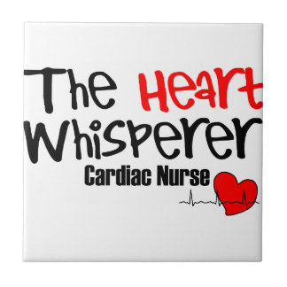 Nurse the heart whisperer tile