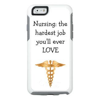 Nurse Theme OtterBox iPhone 6/6s Case