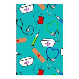 Nurse Tools Stationery